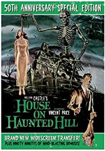 House on Haunted Hill: 50th Anniversary Special Ed [DVD] [1959] [Region 1] [US Import] [NTSC]