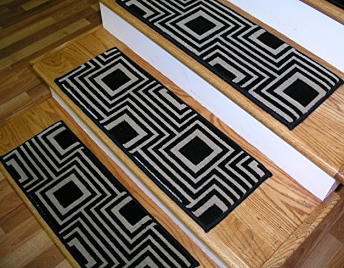 174379 - Rug Depot Premium Carpet Stair Treads - 26