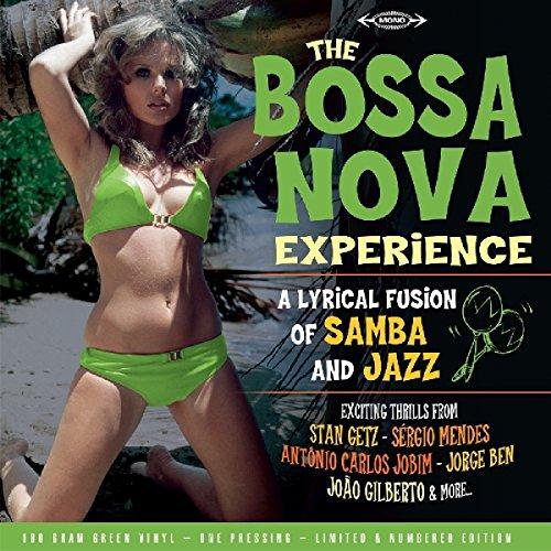 the-bossa-nova-experience-a-lyrical-fusion-of-samba-and-jazz-vinyle-vert-180-grammes