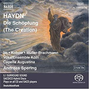 Haydn: the Creation Sacd
