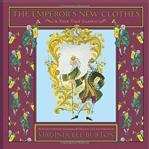 The Emperor'S New Clothes (Folk Tale Classics) front-1015851
