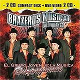 echange, troc Brazeros Musical - Grupo Joven Duranguense (W/Dvd)