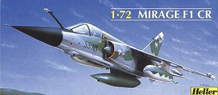 Heller - 80355 - Construction Et Maquettes - Mirage F1 Cr - Echelle 1/72ème