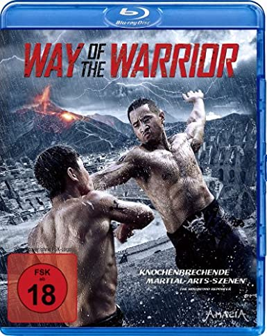 Way of the Warrior, Blu-ray