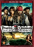 Pirates of the Caribbean: On Stranger Tides (DVD Combo Pack) [Blu-ray + DVD] (Bilingual)