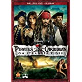 Pirates of the Caribbean: On Stranger Tides Two-Disc Blu-ray/DVD Combo – Just $6.89!