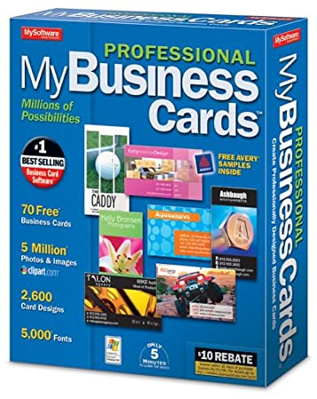 MyProfessionalBusinessCards 5.0