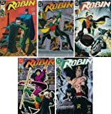 img - for DC Comics 1991 Robin Complete Mini-Series with Poster (Robin) book / textbook / text book
