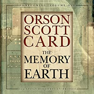 The Memory of Earth Audiobook