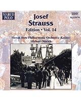 Strauss, Josef: Edition - Vol. 14