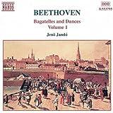 Beethoven: Bagatelles And Dances, Vol. 1