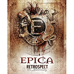 Retrospect-10th Anniversary [Blu-ray]