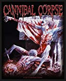 Patch - Cannibal Corpse - Tomb Of The Mutilated