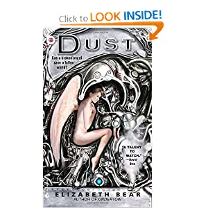 Dust (Jacob's Ladder #1) - Elizabeth Bear