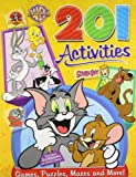 201 Activity Fun Tom & Jerry