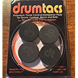 Drumtacs Sound Control Pads (Tamaño: 1 Pack)