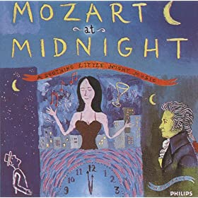 Mozart at Midnight - A Soothing Little Night Music