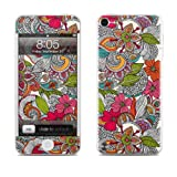 Apple iPod Touch 5th Gen Decalgirl skin - Doodles Colour - High quality precision engineered skin sticker for the iPod Touch 5 / 5g / 5th generation (16gb / 32gb / 64gb) latest model launched in 2012 / 2013