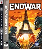 Tom Clancy's End War (Fr/Eng manual) - PlayStation 3