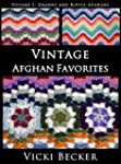Vintage Afghan Favorites Granny and R...