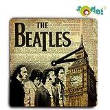 Tappu Ki Dukaan Beatles Vintage Wall Clock