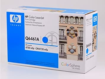 HP - Hewlett Packard Color LaserJet 4730 MFP (644A / Q 6461 A) - original - Toner cyan - 12.000 Pages