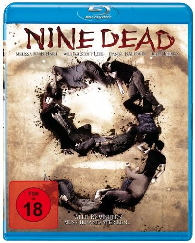 Nine Dead [Blu-ray]