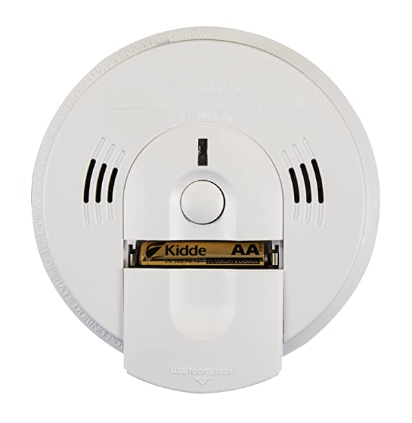 kidde battery operated combination smoke carbon monoxide alarm with voice warning kn cosm ba. Black Bedroom Furniture Sets. Home Design Ideas
