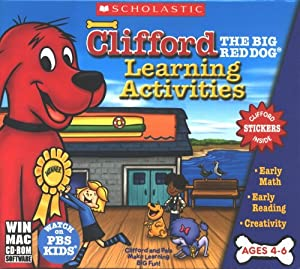 Scholastic Clifford Learning Activities [Old Version]