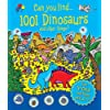 Who's Hiding: Can You Find 1001 Dinosaurs & Other Things