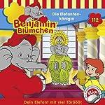 Die Elefantenkönigin (Benjamin Blümchen 112) | Vincent Andreas