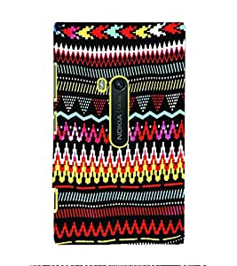PRINTSWAG PATTERN Designer Back Cover Case for NOKIA LUMIA 920