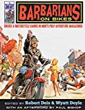 img - for Barbarians on Bikes: Bikers and Motorcycle Gangs in Men's Pulp Adventure Magazines (The Men's Adventure Library) book / textbook / text book