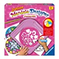 Ravensburger 29897 - romantic - Junior Mandala Designer