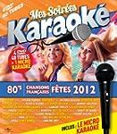 Coffret 4 DVD Karaoke + Micro : 80's,...