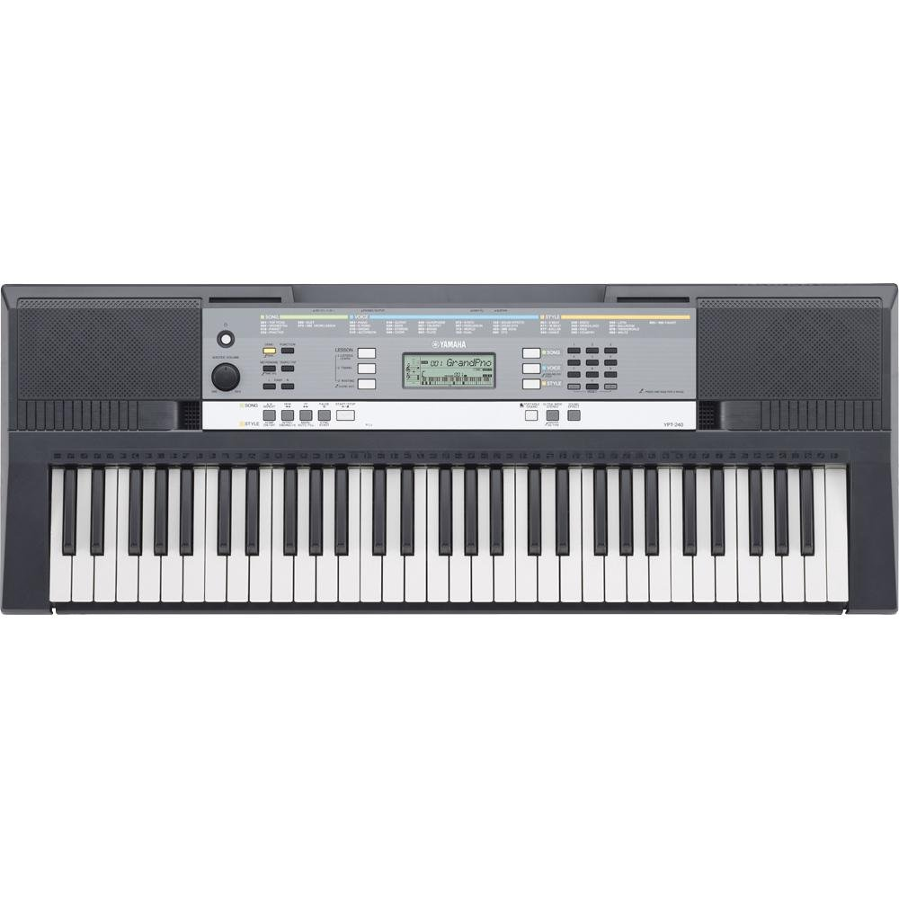 yamaha ypt keyboards arranger keyboard for beginners