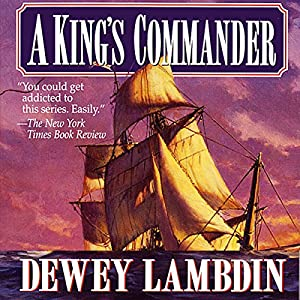 A King's Commander Audiobook