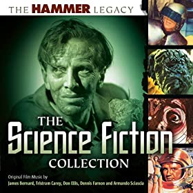The Hammer Legacy: The Science-Fiction Collection