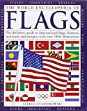 img - for The World Encyclopedia of Flags: The Definitive Guide to International Flags, Banners, Standards and Ensigns by Alfred Znamierowski (2013-04-18) book / textbook / text book