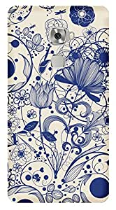 WOW Printed Designer Mobile Case Back Cover For Huawei Mate S
