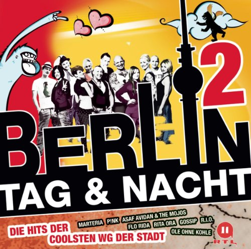 VA-Berlin Tag Und Nacht Vol.2-2CD-2012-VOiCE Download