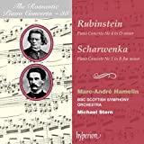 The Romantic Piano Concerto, Vol. 38  Rubinstein & Scharwenka