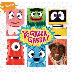 Yo Gabba Gabba! [CD on Demand]