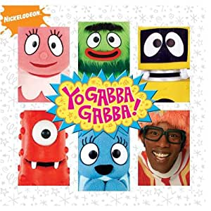 Yo Gabba Gabba! [CD on Demand]