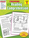 Scholastic Success With Reading Comprehension - Grade 4