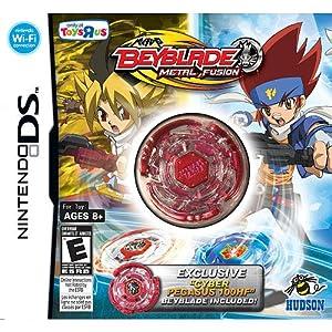 Beyblade - Metal Fusion | Nintendo DS Online Emulator