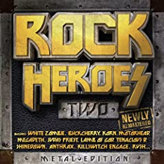 Rock Heroes 2 – Metal Edition (2009)