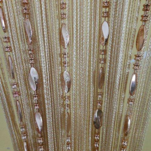 Tangpan 100cmx200cm Bright Buttons Beaded Decorative