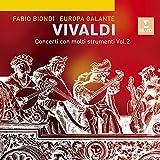 ヴィヴァルディ:様々な楽器のための協奏曲集第2集