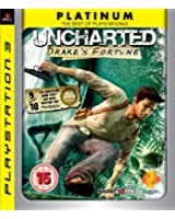 Uncharted : Drakes fortune - platinum [import anglais]